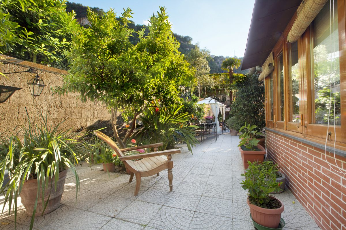 Piante sempre verdi e un piccolo giardino zen che regala - Organizzare il giardino ...